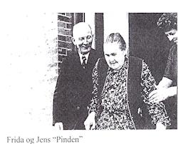 Sterup - Frida og Jens Pinden
