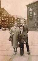 Tommerup - Johanne, Otto og Flemming, 1966