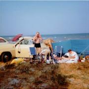 Tommerup - Løkken Camping i 1972