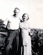 Tommerup - Otto og Johanne, 1956