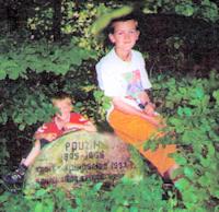 Vollund - Mindesten i skoven