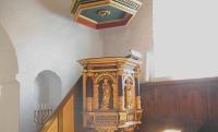 Egtved - Kirke - Prædikestolen