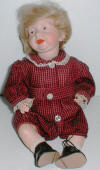 Egtved - Fin dukke