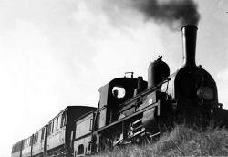 Egtved - Jernbanen i julen