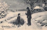 Egtved - Juletraet skal hentes