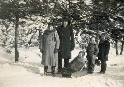 Egtved - Kaelk om vinteren