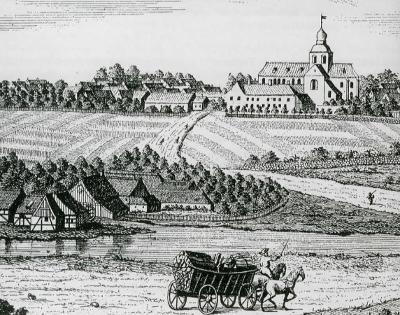 Bandholm - Transport af brænde