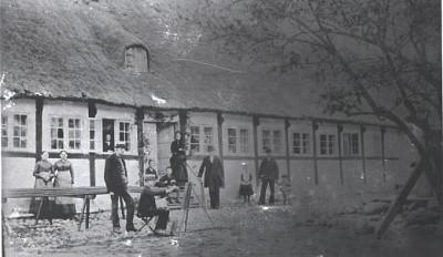 Sejerby - Sejerø Præstegård